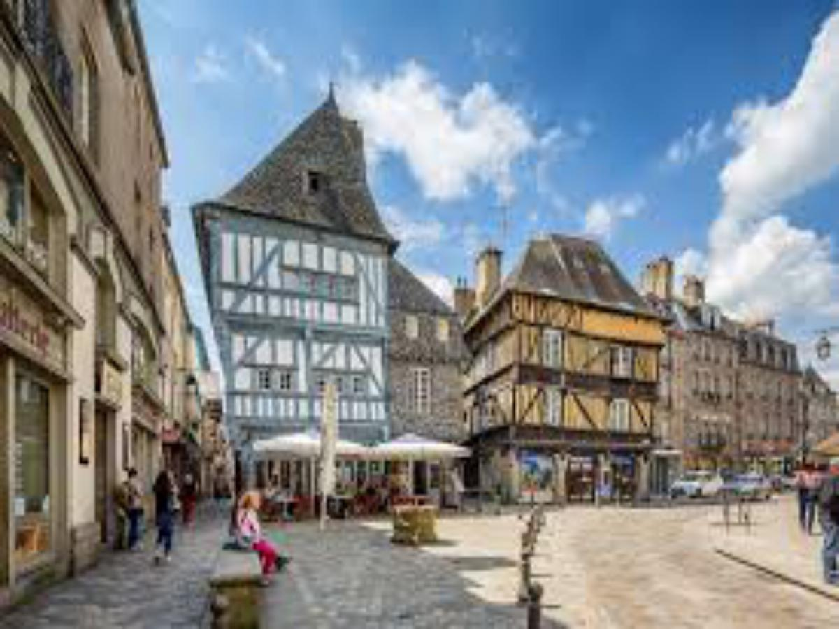 H U00f4tel De Charme     Le Challonge Dinan Proche Saint Malo